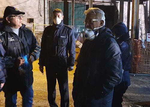 """Allarme ambientale, il sindaco di Pellezzano: """"Tutto rientrato"""""""