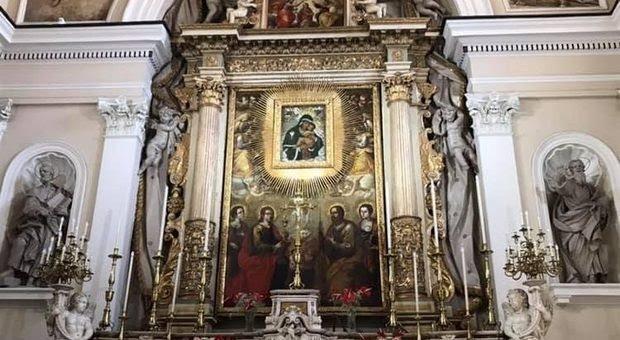 Nell'Agro sospese tutte le feste religiose, a Pagani stop alla Madonna delle Galline