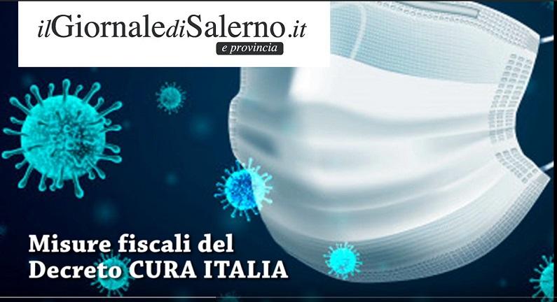 """Alcuni approfondimenti relativi alle misure fiscali del Decreto """"Cura Italia"""" – IL VIDEO"""