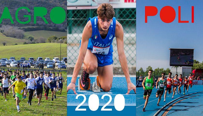 AGROPOLI E ATLETICA UN BINOMIO VINCENTE ANCHE PER IL 2020