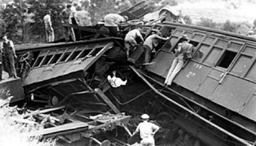 Accadde oggi: 76 anni fa a Balvano il più grande disastro ferroviario della storia con circa 600 morti