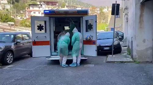 Capaccio, medico contagiato ha prestato servizio nel Vallo di Diano