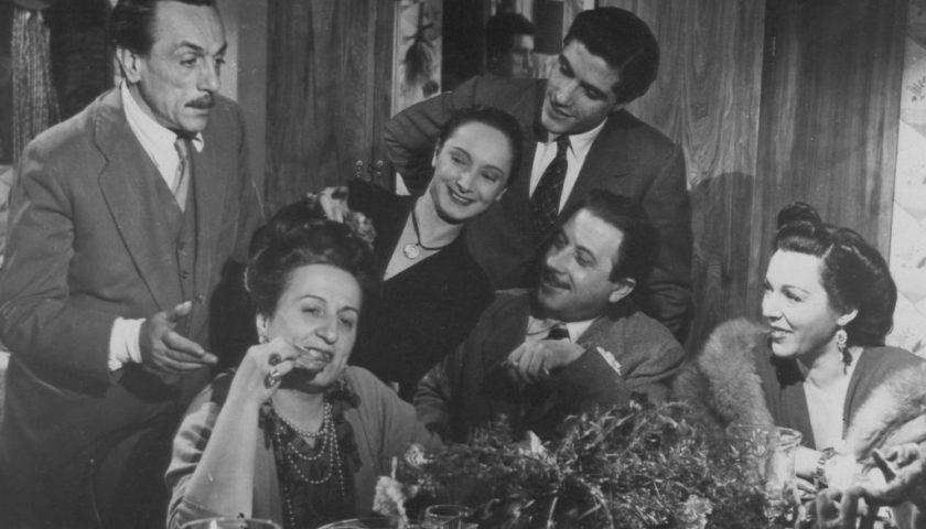 """Accadde oggi: il 25 marzo del 1945 Eduardo De Filippo porta in scena al San Carlo """"Napoli Milionaria"""""""