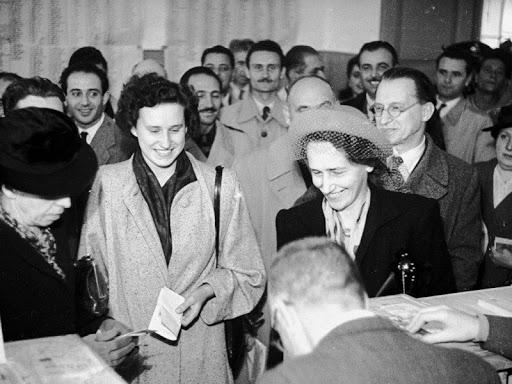 Accadde oggi: il 10 marzo del 1946 le donne andarono per la prima volta al voto