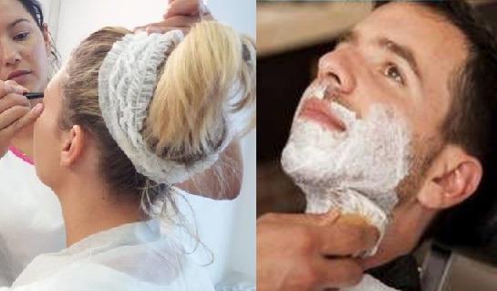 Coronavirus, De Luca chiude fino al 3 aprile barberie, coiffeur e centri estetici