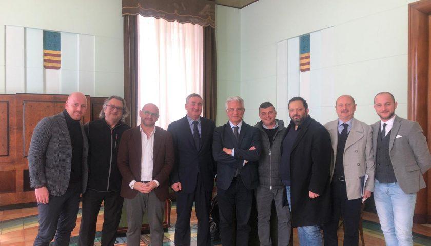 Coronavirus, la Confesercenti Salerno incontra le istituzioni