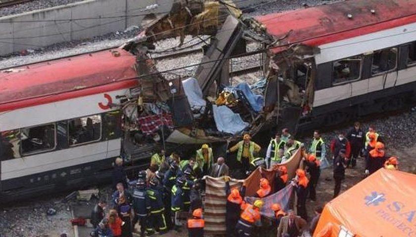 Accadde oggi: l'11 marzo di 16 anni fa attacco terrorrista a Madrid con 192 morti