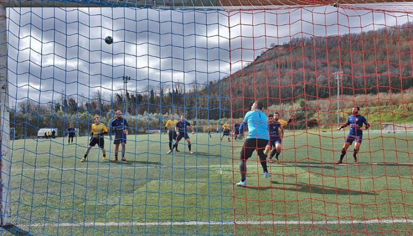 Polisportiva Salerno Guiscards, il team calcio dà spettacolo e vince 5-1 contro la Pegaso