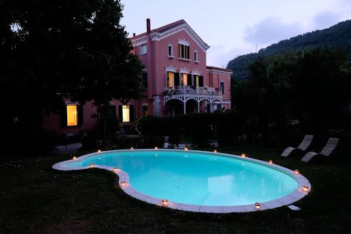Pellezzano, stop alle feste: sigilli per villa Wenner, due indagati