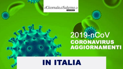 Coronavirus in Italia: 1.494 casi, 16 morti e 773 guariti