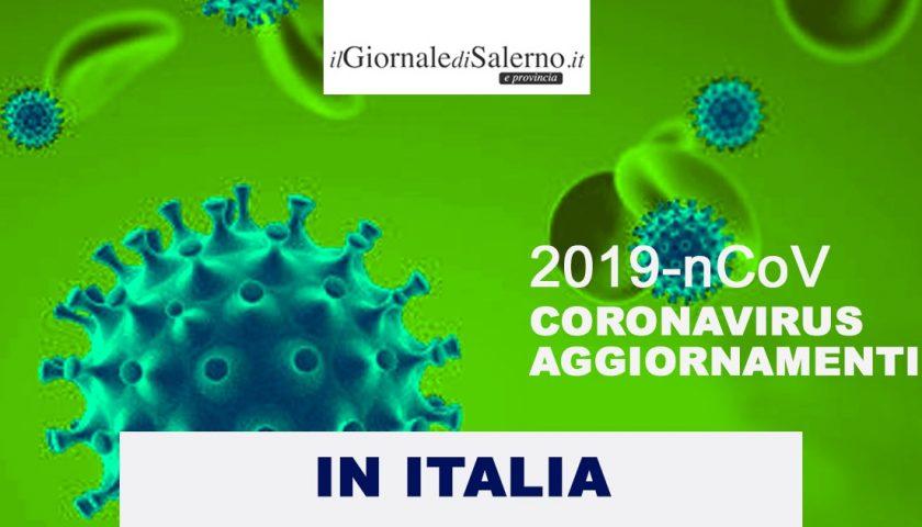 Coronavirus in Italia, 1638 positivi e 24 decessi
