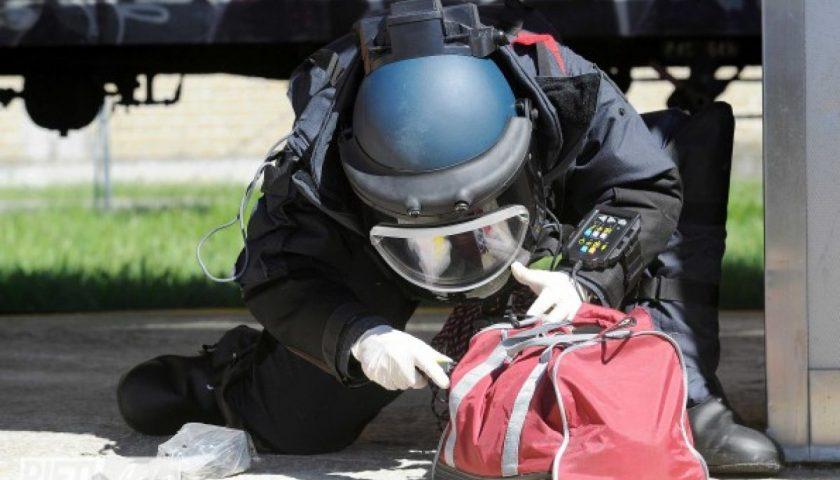 """A Nocera Inferiore """"borsone con bomba vicino alla chiesa"""", ma è un falso allarme"""