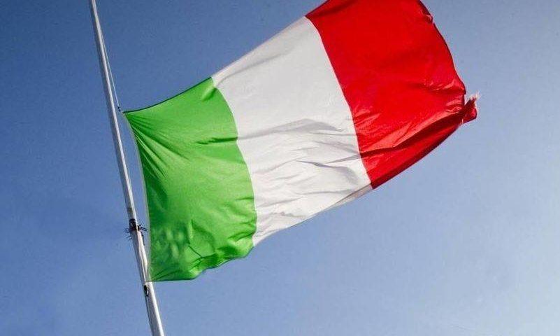 Covid 19, domani bandiere a mezz'asta e minuto di silenzio in memoria delle vittime dell'epidemia