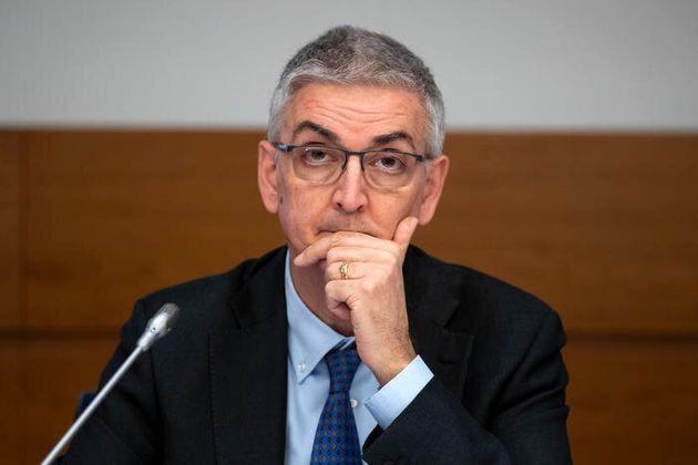 """Brusaferro: """"In Italia la curva del contagio decresce lentamente"""""""