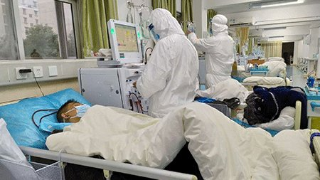 Una raccolta fondi per l'acquisto di ventilatori polmonari