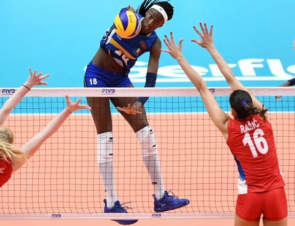 Lega Volley – Sospesi i Campionati di Serie A Femminile.