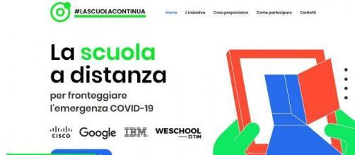 """Didattica a distanza con la piattaforma digitale Webex, De Luca: """"Un grande successo ai tempi dell'emergenza Covid 19"""""""