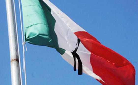 Anche a Salerno e provincia martedì bandiera a mezz'asta