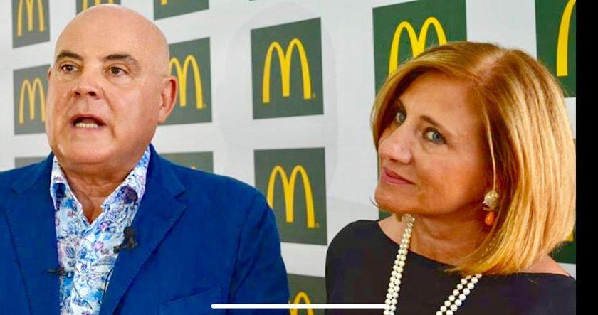"""McDonald's italia, i franchisee e Fondazione per L'infanzia """"Ronald McDonald"""" donano 1 milione di euro per la cura contro il Covid-19. Snichelotto: «Non potevamo non fare la nostra parte»"""