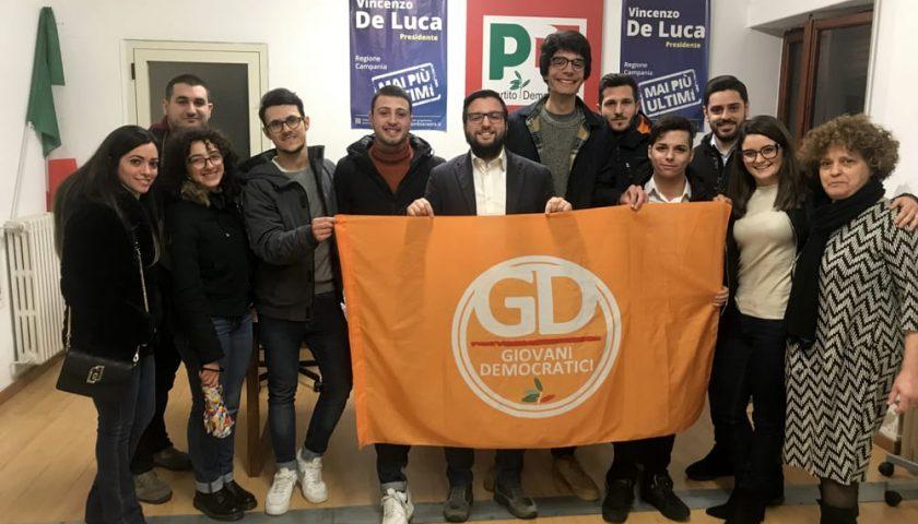 Giovani Democratici, Marco Mazzeo confermato segretario
