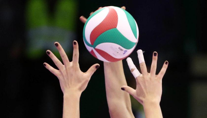 Volley, la FIPAV sospende tutte le attività tranne la Serie A