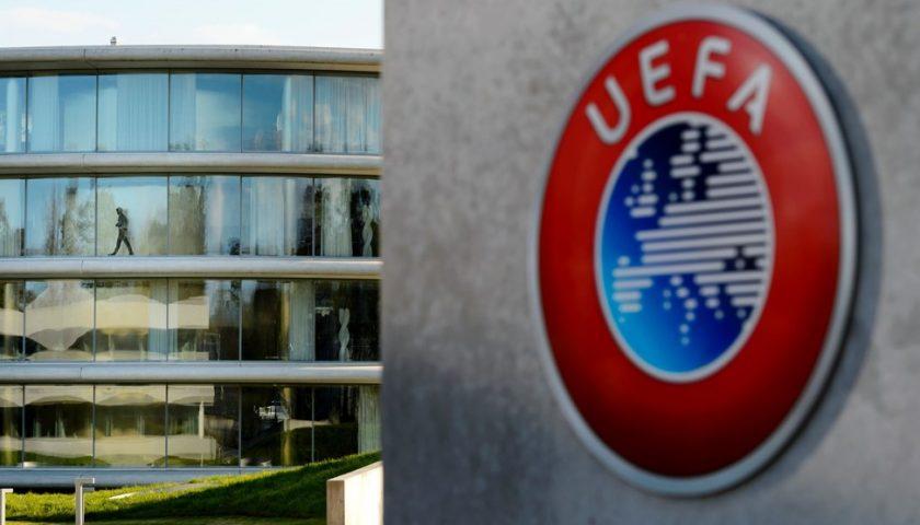 Coronavirus, rinviate tutte le partite delle competizioni UEFA