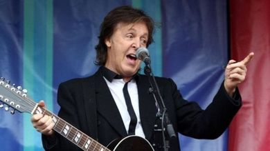 Emergenza Covid 19, rinviato al 2021 il concerto a Napoli di Paul McCartney