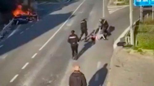Pestaggio in via San Leonardo, 5 carabinieri indagati