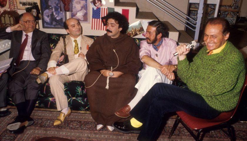 """Accadde oggi: il 29 aprile del 1985 """"Quelli della notte"""" fa il debutto di un cult"""