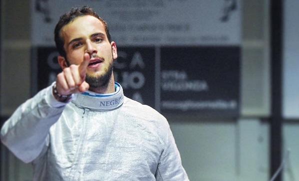 """Scherma, Luca Curatoli: """"Guai a impigrirsi. Il sogno Olimpiade? Solo posticipato"""""""