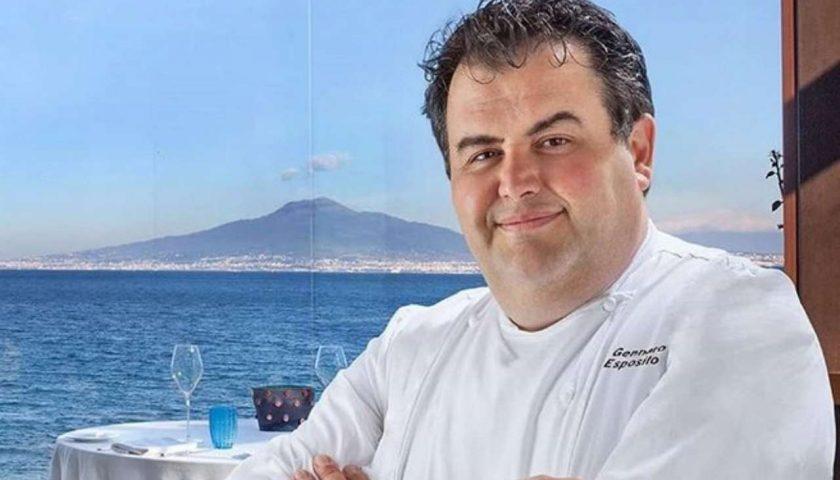 Ripresa per la ristorazione, lo chef Gennaro Esposito incontra l'unità di cresi della Regione Campania