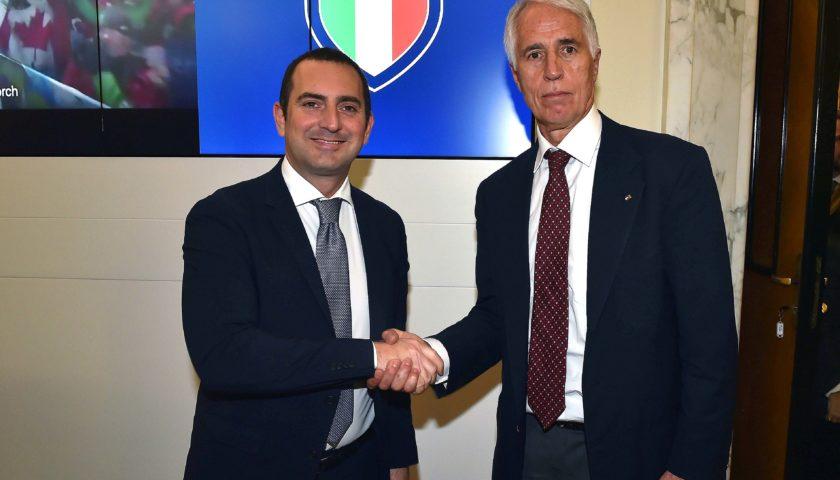 """Malagò: """"Lo sport italiano è pronto a ripartire"""""""