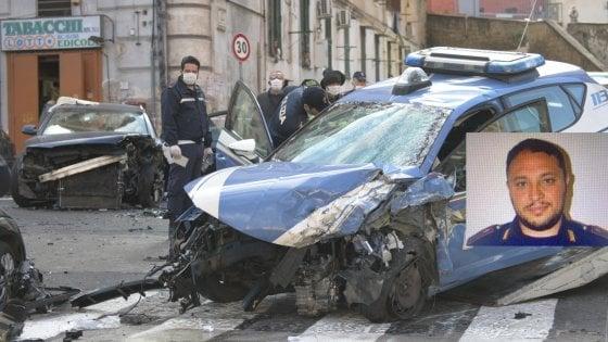"""Poliziotto morto a Napoli, il sindacato contro il decreto Conte: """"Al funerale saremo in massa"""""""