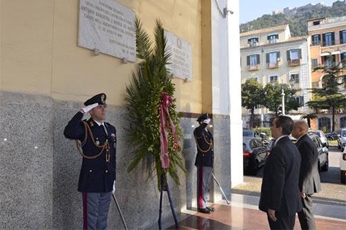 Anche a Salerno la Polizia di Stato festeggia il suo 168esimo anniversario dalla fondazione. Ecco il report del 2019