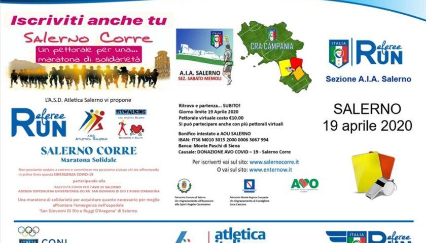 Salerno Corre: Uniti, camminiamo e corriamo per un solo obiettivo