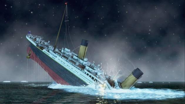 Accadde oggi: il 15 aprile del 1912 il transatlantico inglese Titanic urta un iceberg e cola a picco: 1596 morti
