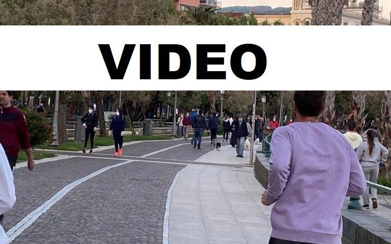 VIDEO e FOTO. Tanta gente in strada, in arrivo le segnalazioni dei cittadini