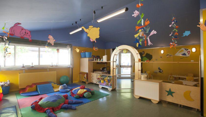 Salerno, gli asili nido regolarmente aperti