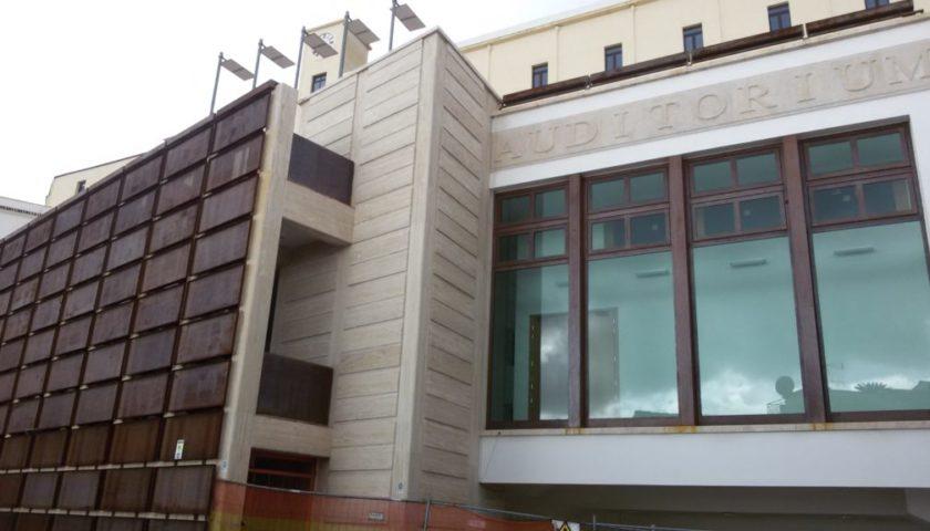 L'Auditorium avrà i parcheggi: gli Avallone regalano area al Comune di Salerno