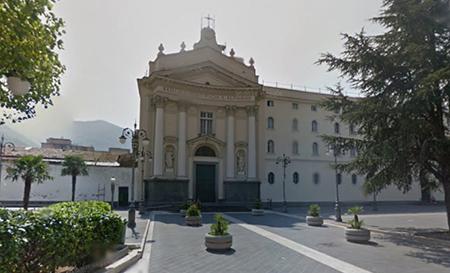"""Niente festa a causa del covid 19 ma a Pagani c'è il rito di apertura """"virtuale"""" del Santuario della Madonna delle Galline"""