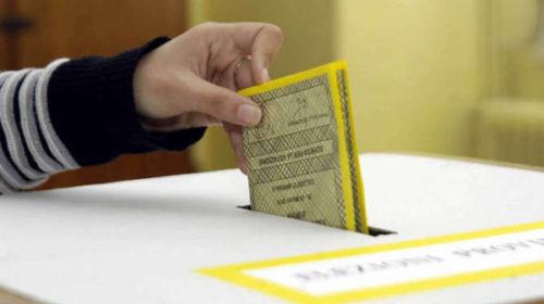 Regionali, domani e lunedì la Campania al voto