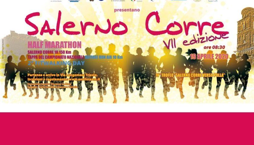 Salerno Corre 2020: ha vinto la solidarietà