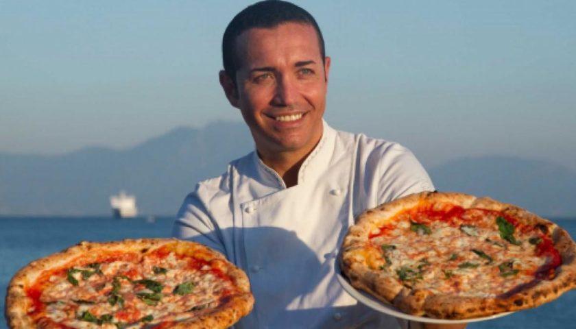 Gino Sorbillo Ambasciatore del Turismo Gastronomico Mondiale