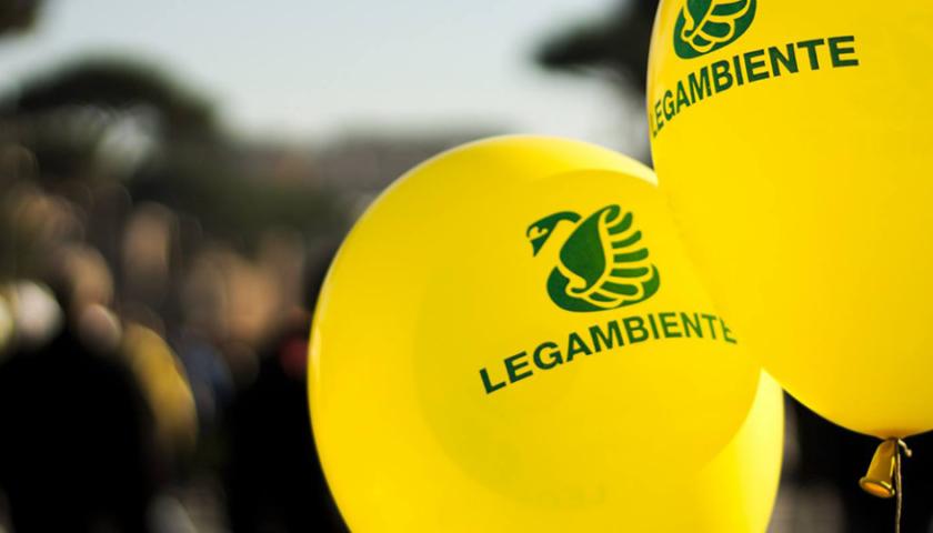 Da Legambiente appello a De Luca per la sanificazione ambientale