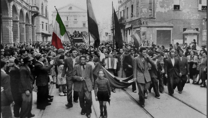 Accadde oggi: il 25 aprile del 1945, giorno della liberazione d'Italia