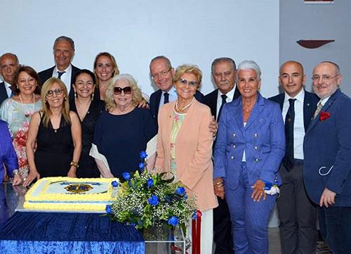 Elezioni in videoconferenza, Giovanni D'Alessandro nuovo presidente dei Club Lions Salerno Centro