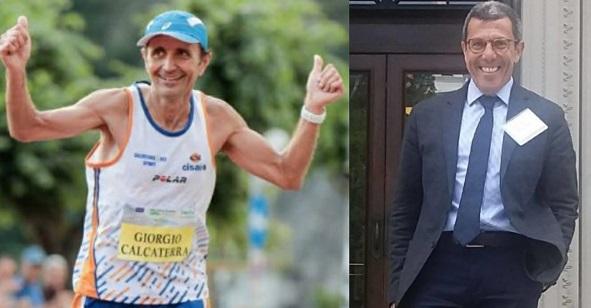 """Maratona Virtuale di Beneficenza – Salerno Corre 2020, Calcaterra e Pascale: """"Bisogna sostenere chi è in prima linea"""""""