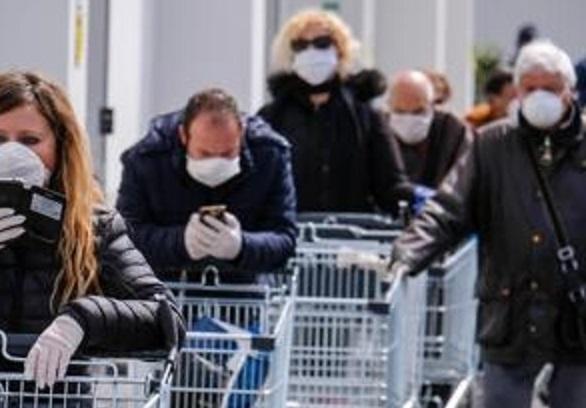 Nocera Inferiore. Emanata nuova ordinanza per rendere obbligatorio per tutti l'uso delle mascnerinre in strada.