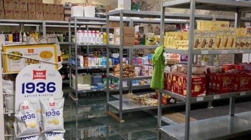 L'Iroko di Largo Campo a Salerno diventa supermercato