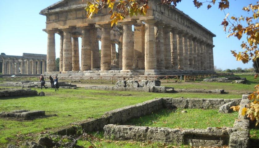 Il 18 maggio riapriranno i siti archeologici di Paestum, Velia e la Certosa di Padula